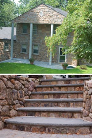 stone masonry Contractor Morristown NJ