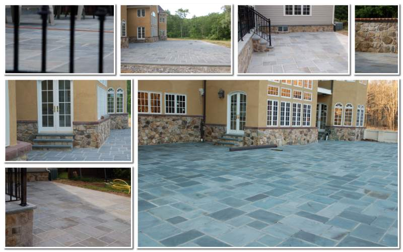 Bluestone Patio Contractors Atlantic County, NJ