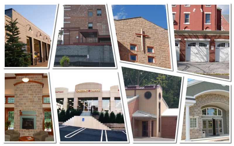 Commercial Masonry Contractors Madison, NJ