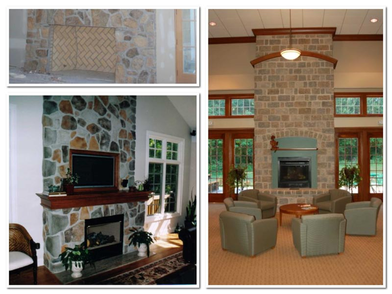 Fireplace Masonry and Installation Mine Hill, NJ
