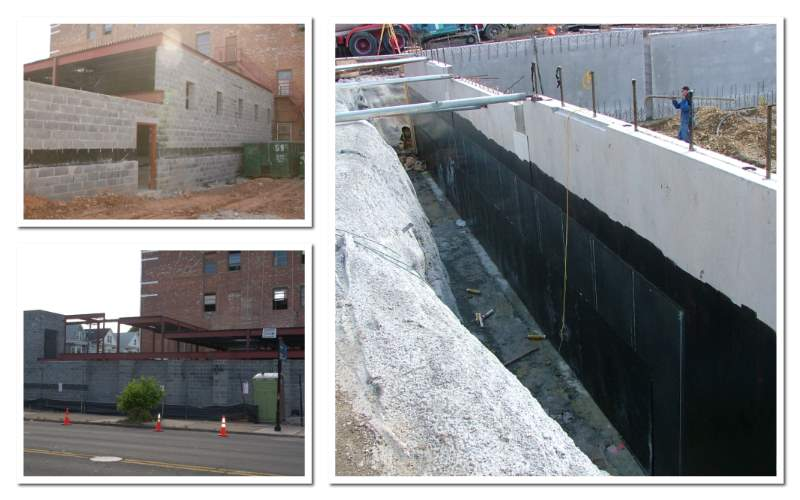 Foundations & Waterproofing Long Hill, NJ