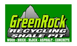 Green Rock Recycling Serving