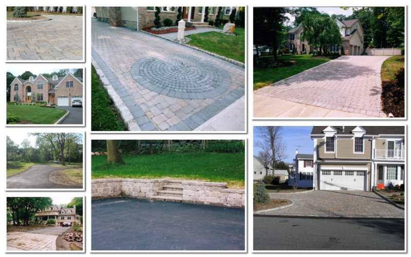 Paver Driveway Contractors Long Hill, NJ