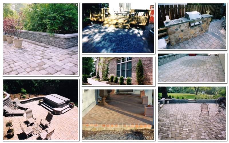 Paver Patio and Brick Patio Contractors Mendham, NJ