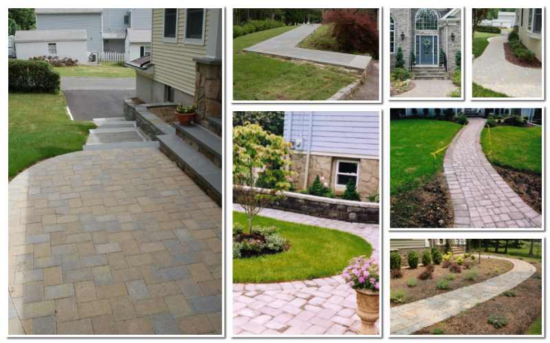 Paver Walkway Contractors Long Hill, NJ