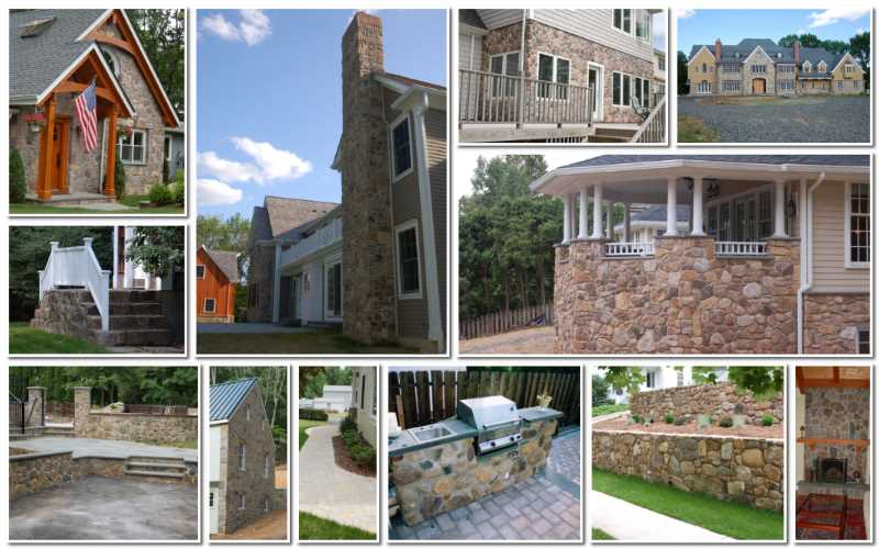 Residential and Home Masonry Contractors Long Hill, NJ