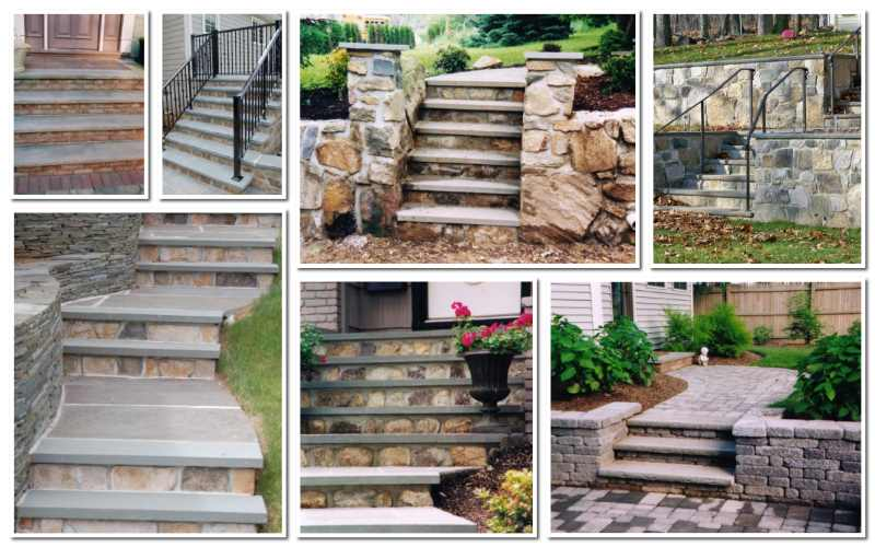 Stone Step Masonry Contractors Mendham, NJ